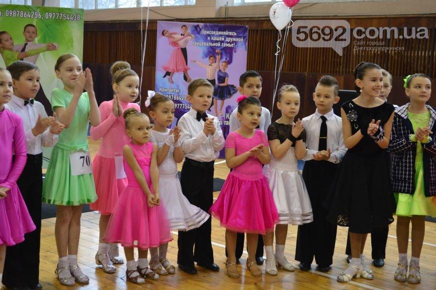 В Днепродзержинске проводится Кубок города по спортивным танцам (фото) - фото 2