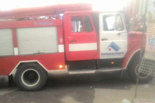 В Харькове горит кафе на Барабашово (ФОТО) (фото) - фото 1