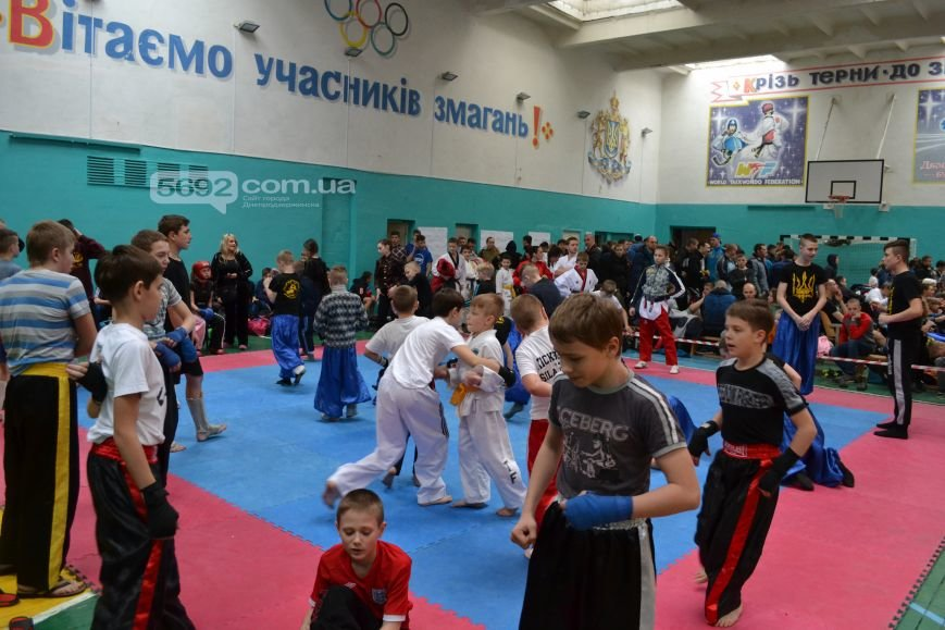 Днепродзержинск принимает Всеукраинские соревнования по казацкому двобою (фото) - фото 5