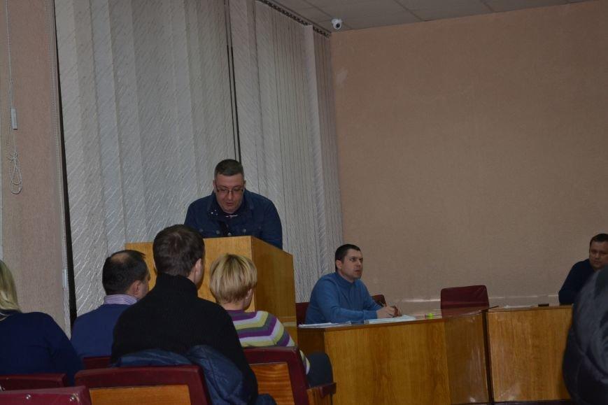 На заседание горизбиркома Кривого Рога вызван наряд полиции: за членами комиссии установили видеонаблюдение (ФОТО), фото-9