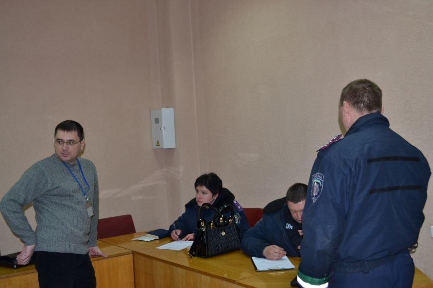 На заседание горизбиркома Кривого Рога вызван наряд полиции: за членами комиссии установили видеонаблюдение (ФОТО), фото-7