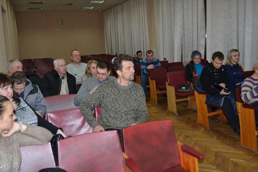 На заседание горизбиркома Кривого Рога вызван наряд полиции: за членами комиссии установили видеонаблюдение (ФОТО), фото-10