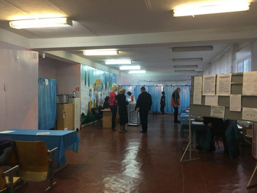 Выборы в Кривом Роге: избиратели к 8 утра пришли на участки (ФОТО), фото-7