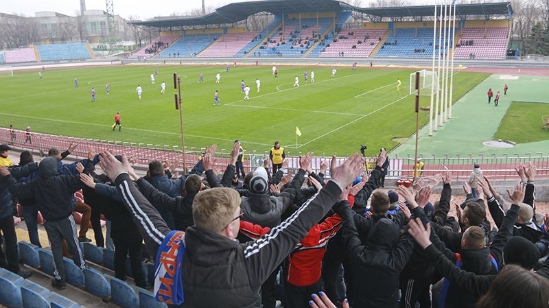 В Мариуполе с успехом открылся новый футбольный сезон (ФОТО), фото-1