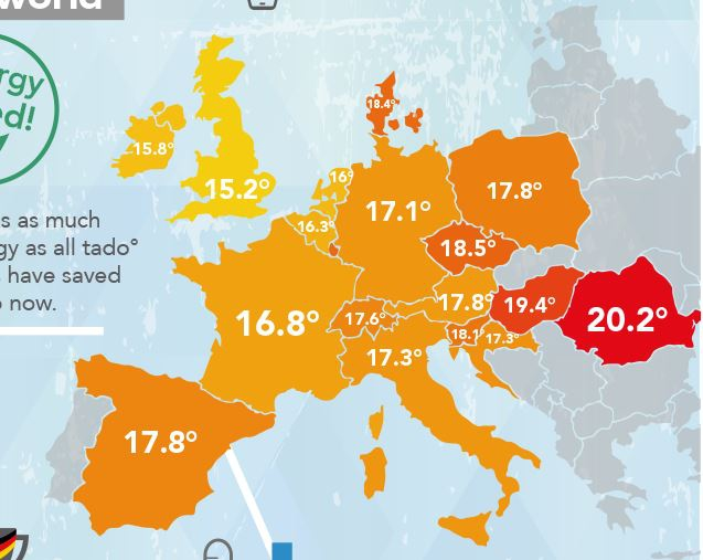 Карта дня: чем богаче страна, тем экономнее её жители относятся к энергоресурсам (фото) - фото 1