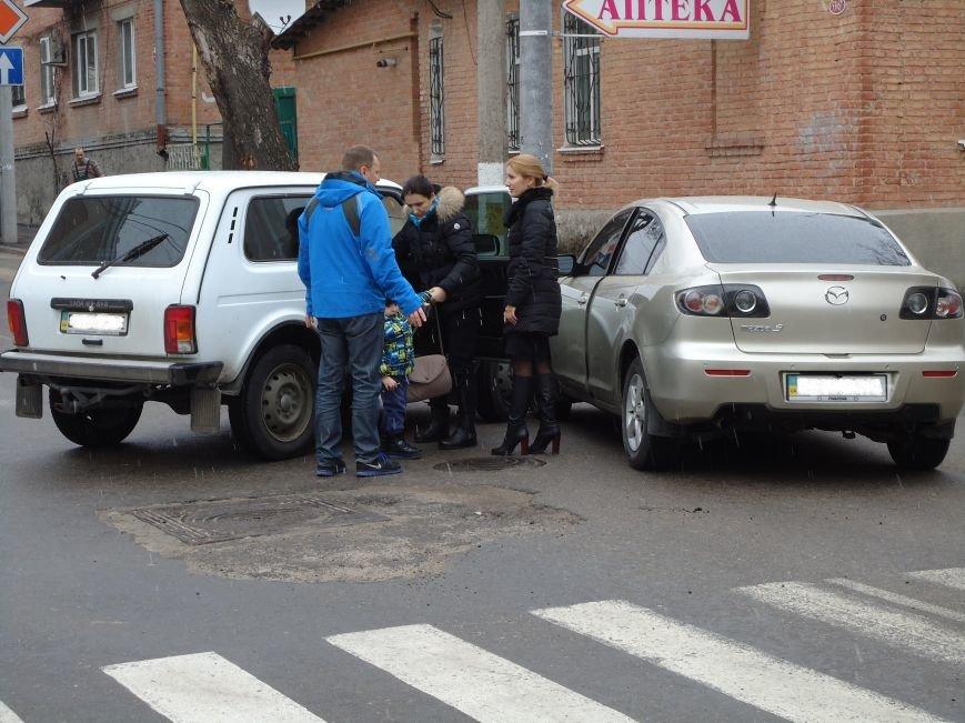 Вчера в Кировограде произошло ДТП. ФОТО (фото) - фото 1