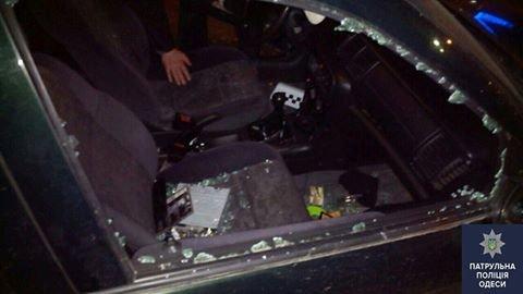 В Одессе автовора задержал владелец машины (ФОТО) (фото) - фото 1