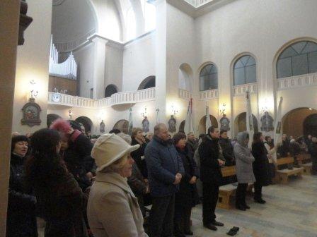 Івано-Франківські римо-католики відзначають Великдень (фоторепортаж) (фото) - фото 2