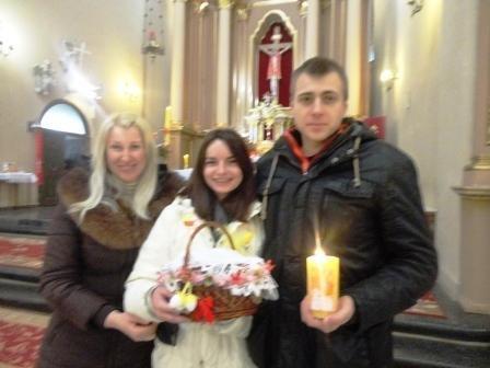 Івано-Франківські римо-католики відзначають Великдень (фоторепортаж) (фото) - фото 3