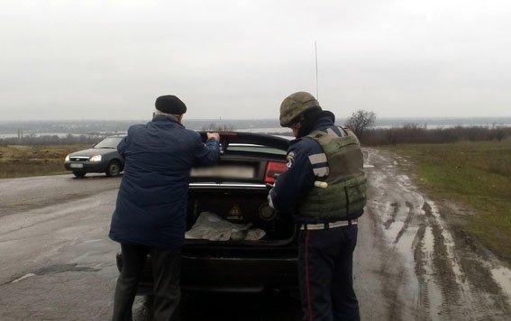 В Марьинке Нацгвардия и полиция провели зачистку (ФОТО) (фото) - фото 5