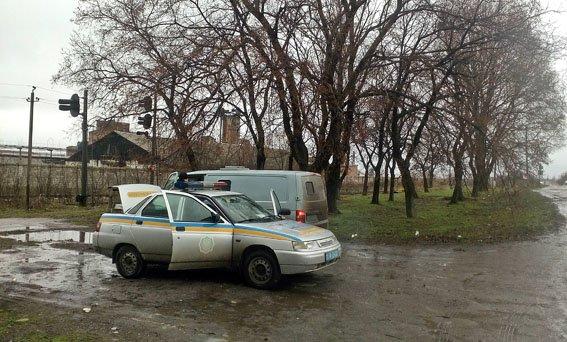 В Марьинке Нацгвардия и полиция провели зачистку (ФОТО) (фото) - фото 1