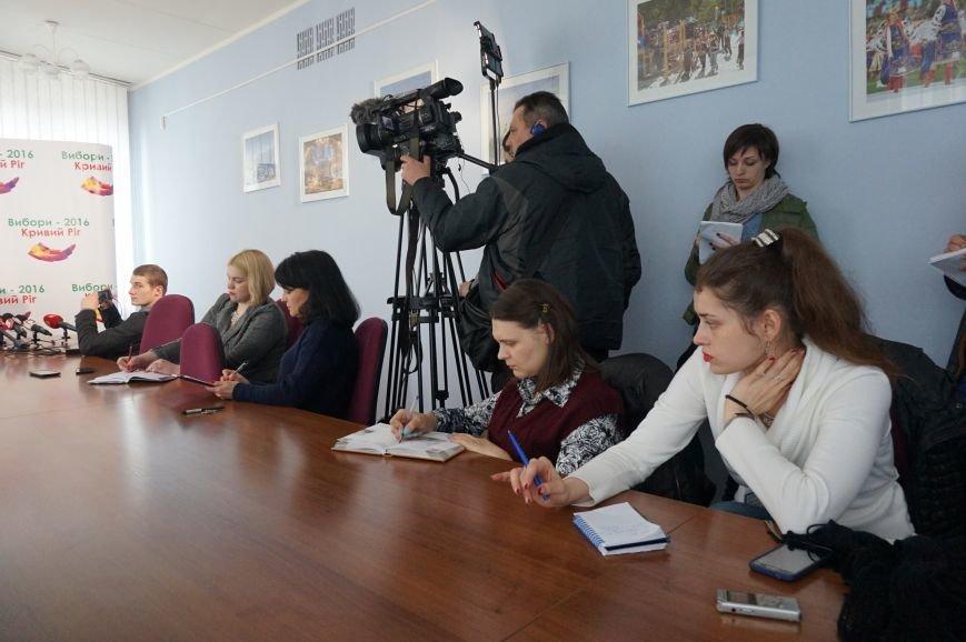 Павел Гивель назвал причины высокой явки на выборы мэра Кривого Рога (ФОТО) (фото) - фото 1