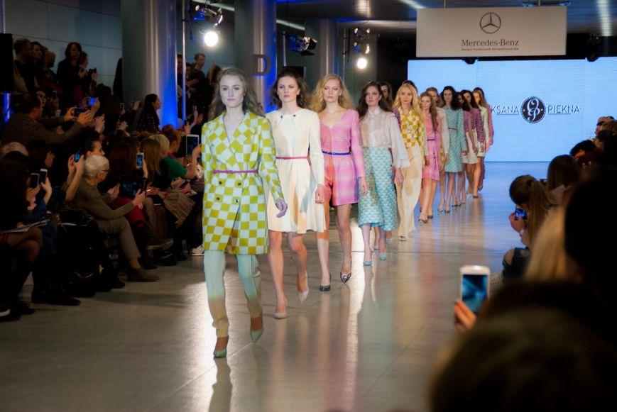 Lviv Fashion Week: як відбувався показ колекції від дизайнера Oksana Piekna (ФОТО), фото-6