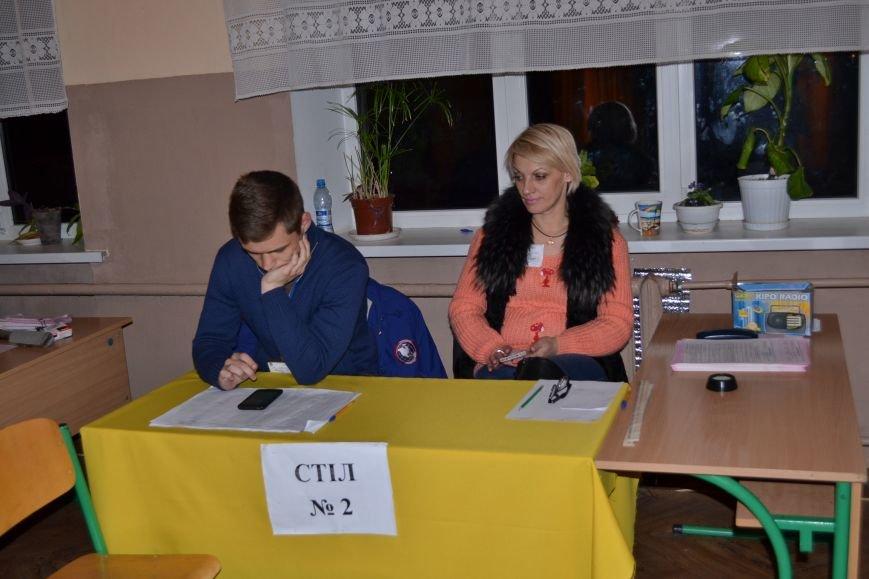 На избирательных участках Кривого Рога готовятся к подведению итогов голосования (ФОТО), фото-5