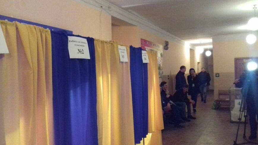 На избирательных участках Кривого Рога готовятся к подведению итогов голосования (ФОТО), фото-15