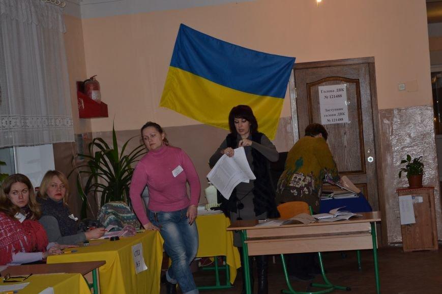 На избирательных участках Кривого Рога готовятся к подведению итогов голосования (ФОТО), фото-3