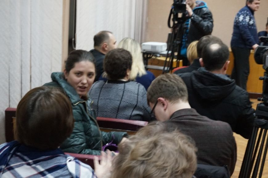 Криворожский горизбирком открыл беспрерывное заседание по установлению результатов выборов (ФОТО) (фото) - фото 2