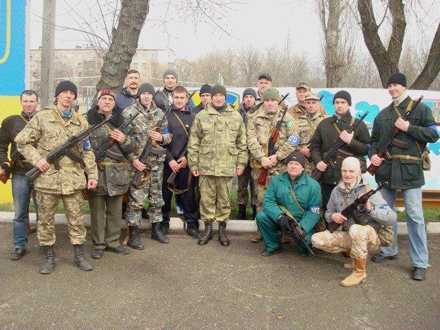 В Запорожской области формируют отряд обороны админзданий (ФОТО) (фото) - фото 1