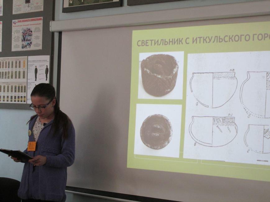 Полевчане вернулись с победой с археологической конференции, фото-4