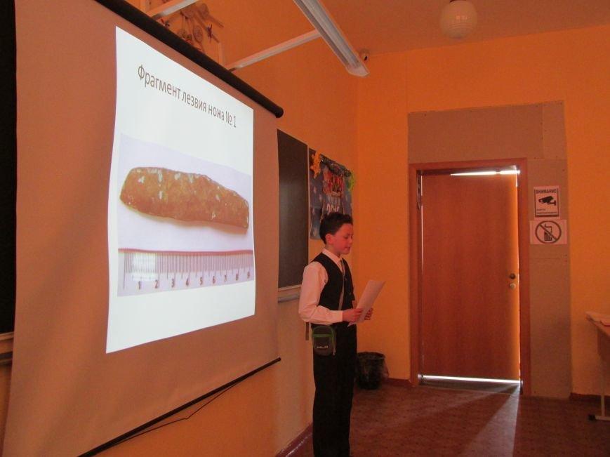 Полевчане вернулись с победой с археологической конференции, фото-5