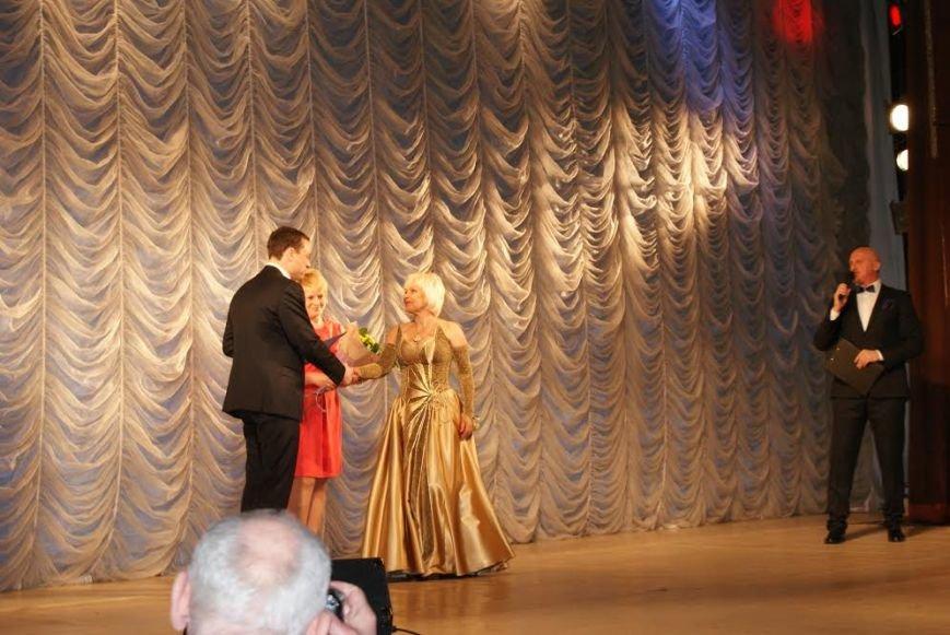 В Днепродзержинске поздравили деятелей театрального искусства, фото-2