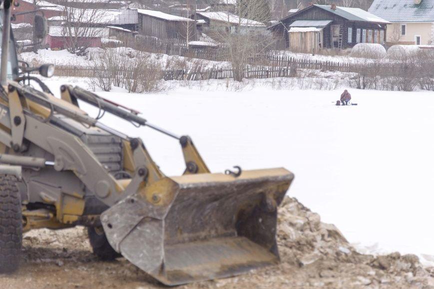 Полевскую плотину реконструируют спустя 34 года (видео), фото-1