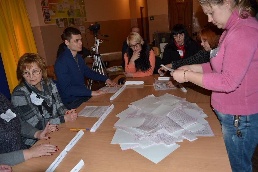 Как проголосовали в Кривом Роге на внеочередных выборах мэра (ФОТО), фото-14
