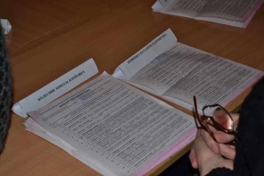 Как проголосовали в Кривом Роге на внеочередных выборах мэра (ФОТО), фото-8