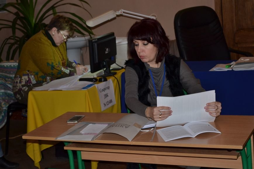 Как проголосовали в Кривом Роге на внеочередных выборах мэра (ФОТО), фото-1