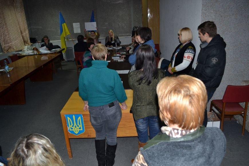 Районные избирательные комиссии в Кривом Роге приняли первые протоколы (ФОТО), фото-6