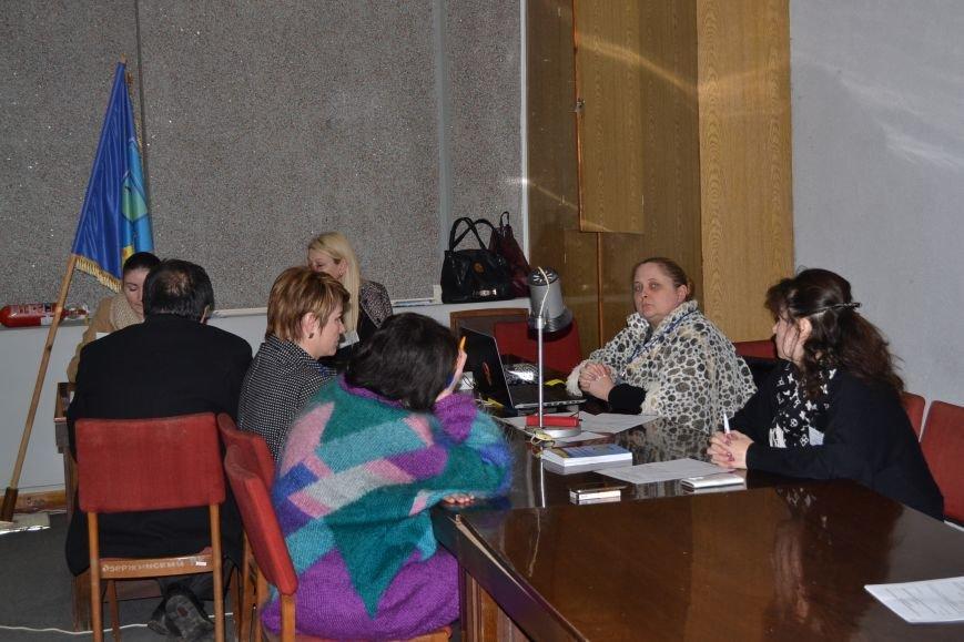 Районные избирательные комиссии в Кривом Роге приняли первые протоколы (ФОТО), фото-5