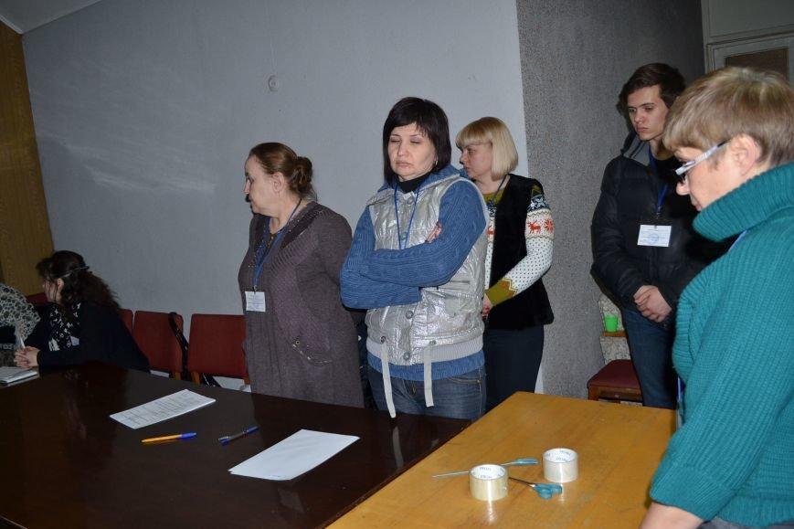 Районные избирательные комиссии в Кривом Роге приняли первые протоколы (ФОТО), фото-4