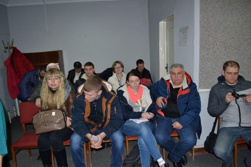 Районные избирательные комиссии в Кривом Роге приняли первые протоколы (ФОТО), фото-7