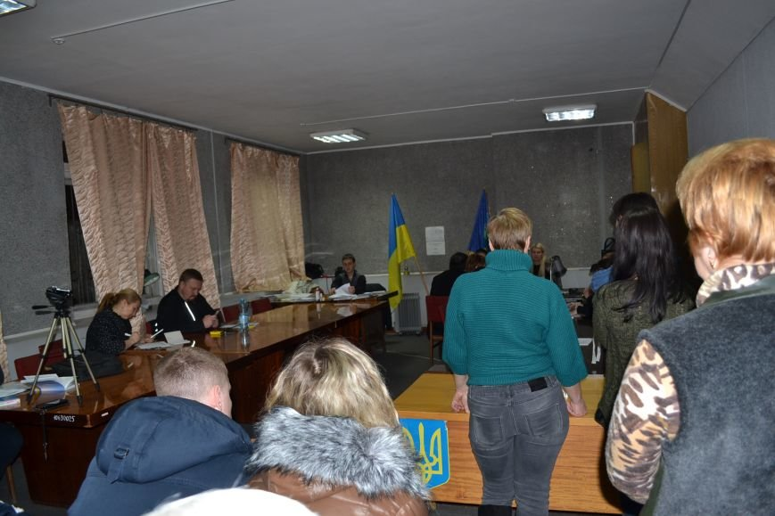 Районные избирательные комиссии в Кривом Роге приняли первые протоколы (ФОТО), фото-3
