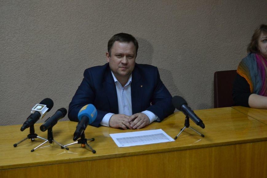 Горизбирком Кривого Рога принял первый протокол районной избирательной комиссии (ФОТО), фото-1