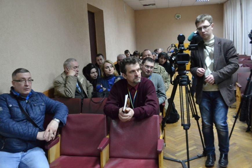 Горизбирком Кривого Рога принял первый протокол районной избирательной комиссии (ФОТО), фото-4