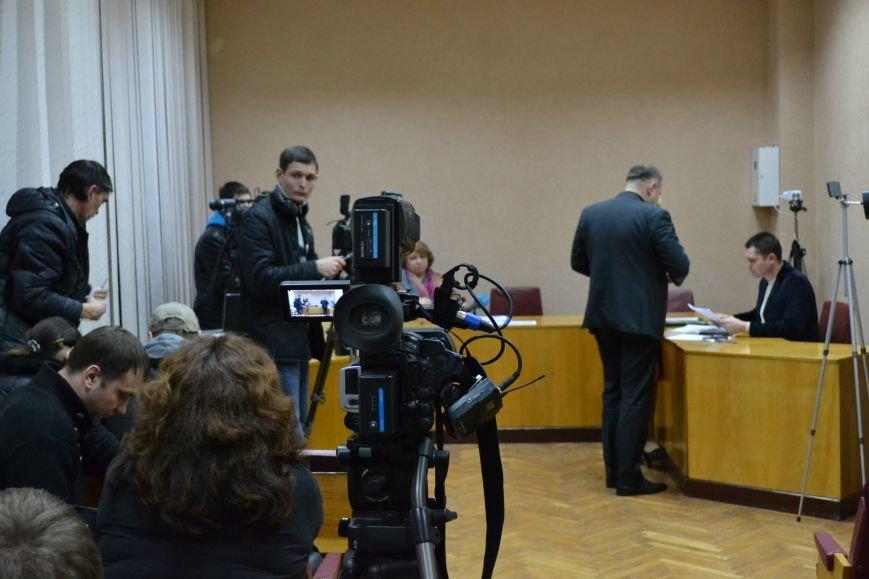 Горизбирком Кривого Рога принял первый протокол районной избирательной комиссии (ФОТО), фото-6