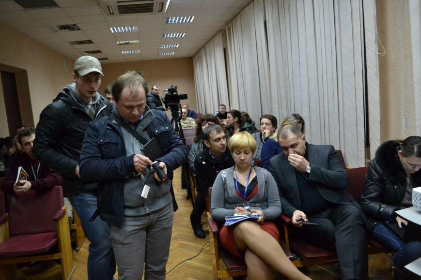 Горизбирком Кривого Рога принял первый протокол районной избирательной комиссии (ФОТО), фото-3