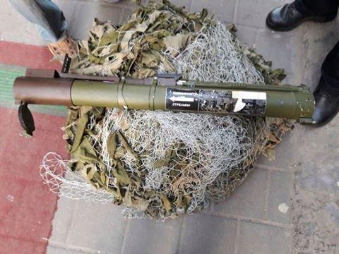 У центрі Львова розгулював чоловік із гранатометом: подробиці (ФОТО), фото-1