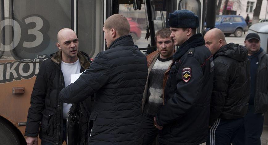 Бегущая неделя. Стрельба в полицейских, приговор Зелендинову и продолжение «маршруточных войн» по-белгородсуик (фото) - фото 4