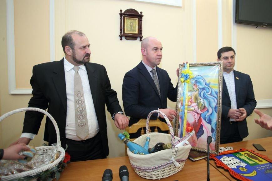 В Тернополі підписали Меморандум про співпрацю між Тернополем та Першотравневим районом Донецької області, фото-2