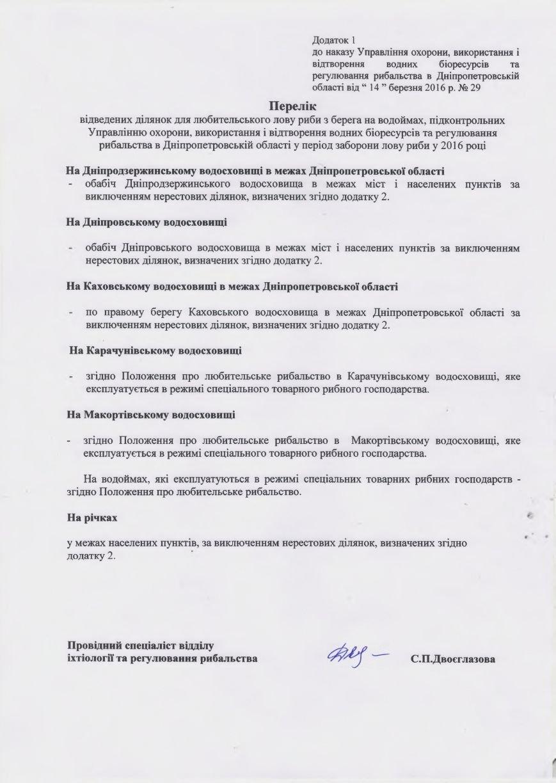 В Днепродзержинске введут запрет на ловлю рыбы (фото) - фото 3