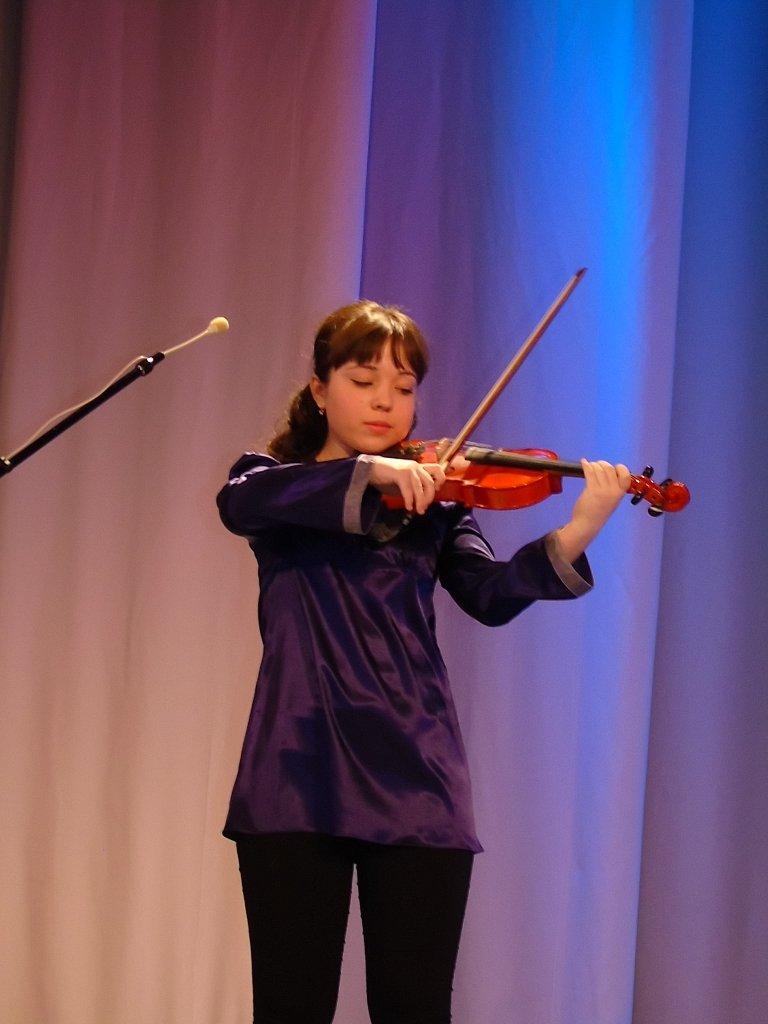 Концерт «О весне, о музыке, о себе» получил признание полевчан (фото), фото-7