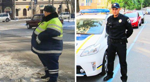 На прийняття чернівецькими поліцейськими присяги соціальні мережі відповіли фотожабами (фото) - фото 4
