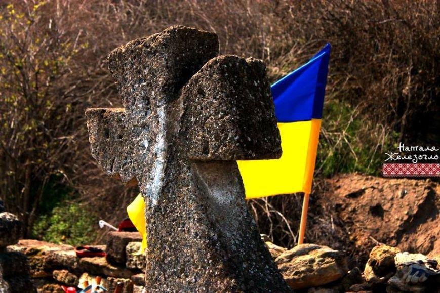 d6860e396eb0380c0e5a24777df40997 Вместе – сила! Одесские патриоты привели в порядок старинное казацкое кладбище