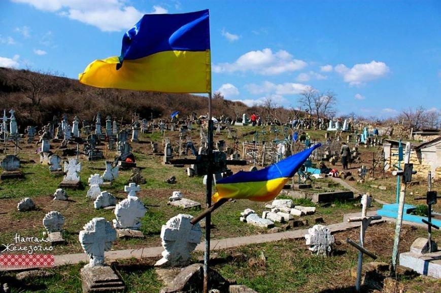 e681ff144d1b5fe049860f6636700481 Вместе – сила! Одесские патриоты привели в порядок старинное казацкое кладбище