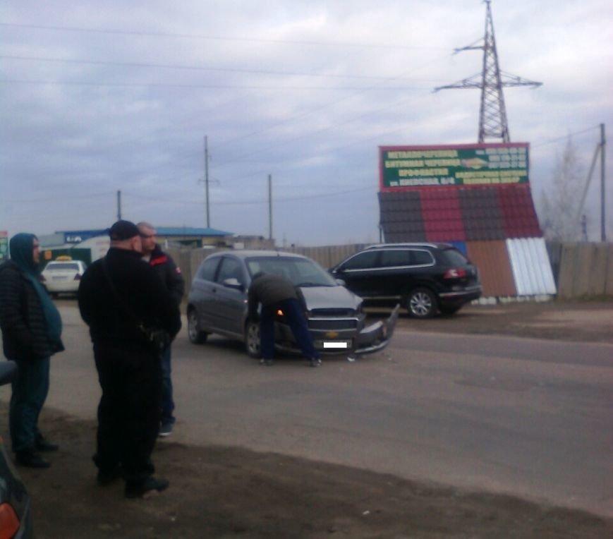 В Кировограде произошло ДТП - столкнулись два автомобиля (ФОТО), фото-4