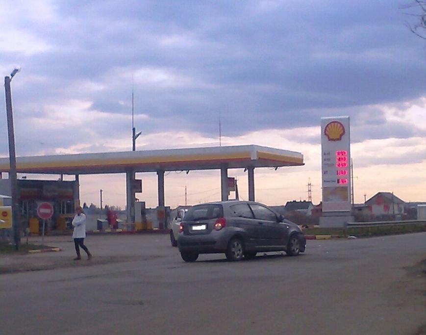 В Кировограде произошло ДТП - столкнулись два автомобиля (ФОТО), фото-2