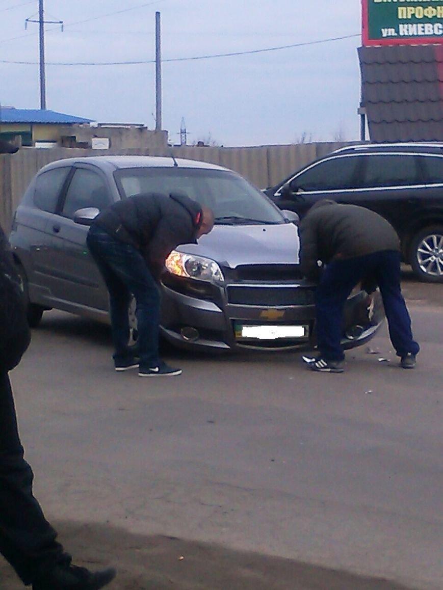 В Кировограде произошло ДТП - столкнулись два автомобиля (ФОТО), фото-3