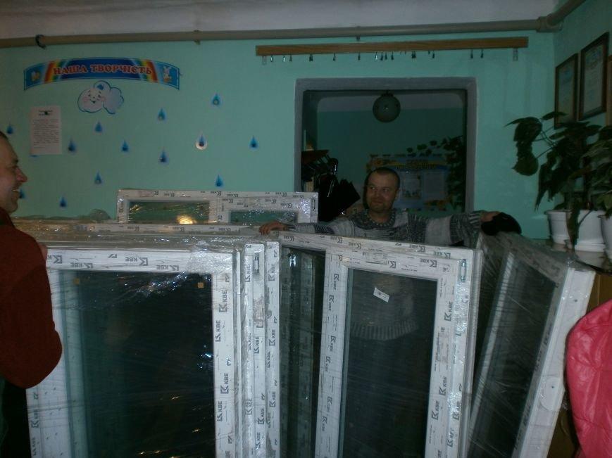 За счет городского бюджета утепляют учреждения образования Доброполья (фото) - фото 1